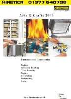 Arts and Crafts Brochure 2009